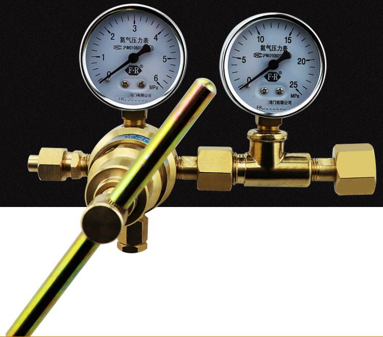 YQY-370氧氣減壓器
