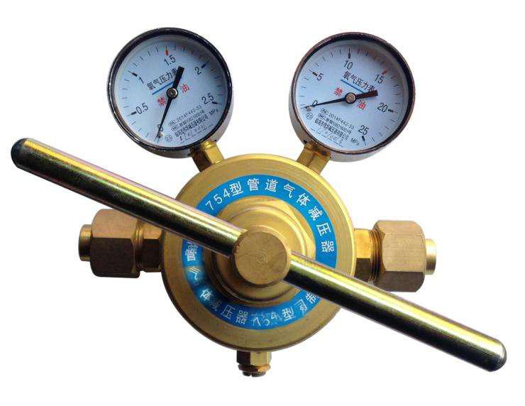 YQYG-754氧气减压器